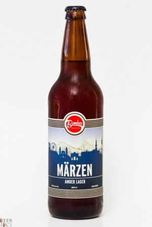 Bomber Brewing Marzen Review