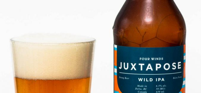 "Four Winds Brewing Co. – Juxtapose Wild ""Brett"" IPA"