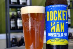 Rocket Man Interstellar ESB is Released from Dead Frog Brewery
