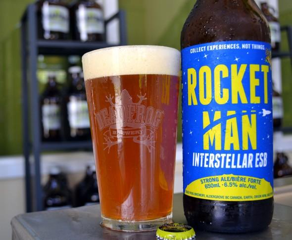 Dead Frog Rocket Man Interstellar ESB