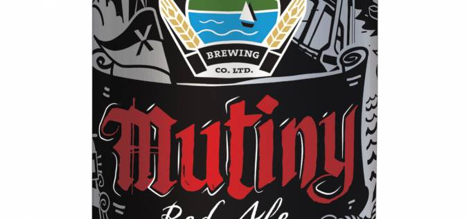 Bowen Island Brewery Releases Mutiny Red Ale