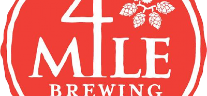 3 Beers To Watch For From 4 Mile Brewing Co.