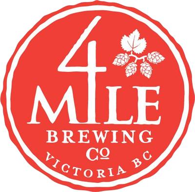 4 Mile Brewing Logo