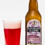 Townsite Brewing Blackberry Festofale Review 2014