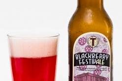 Townsite Brewing Inc. – Blackberry FestivAle Blackberry Wheat Ale (2014)