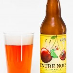 Hoyne Brewing Entre Nous Belgian Cherry Witbier Review