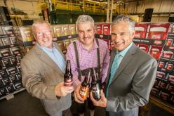 Sleeman expands Vernon Based Okanagan Spring Brewery