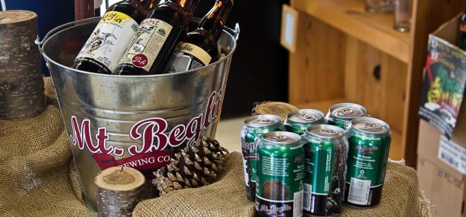 Mt Begbie Brewing Co: Revelstoke BC's Longstanding Craft Brewery