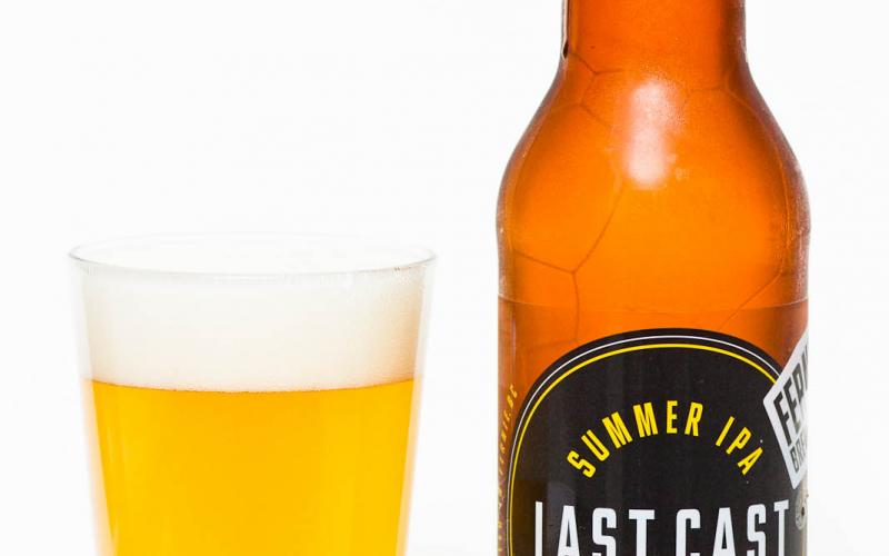 Fernie Brewing Co. – Last Cast Summer IPA