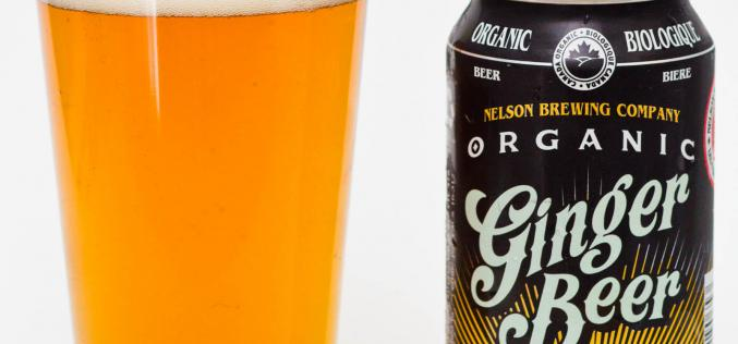 Nelson Brewing Co. – Organic Ginger Beer