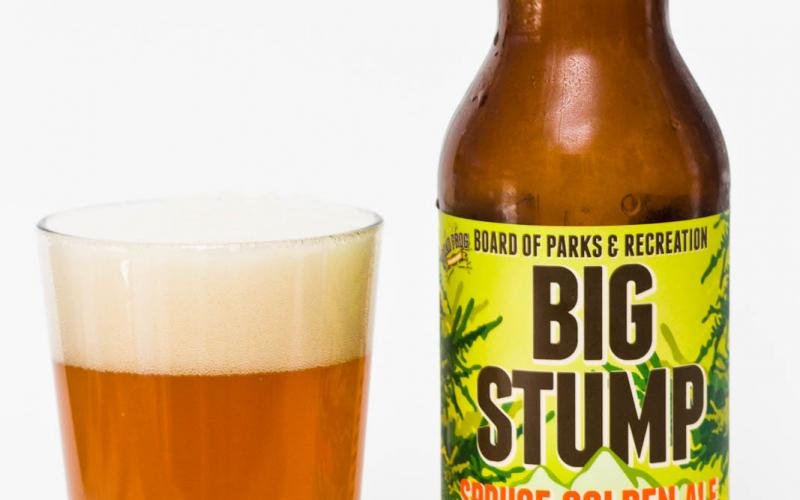 Dead Frog Brewery – Big Stump Spruce Golden Ale