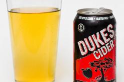 Tree Brewing Co. – Dukes Dry Apple Cider