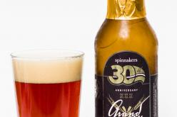 Spinnakers Brewery – 30th Anniversary Grand Cru