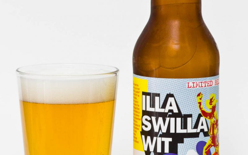 Mt Begbie Brewing Co. – Illa Swilla Wit