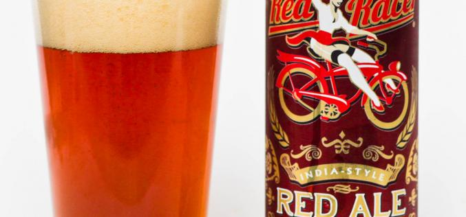 Red Racer Beer – India Style Red Ale