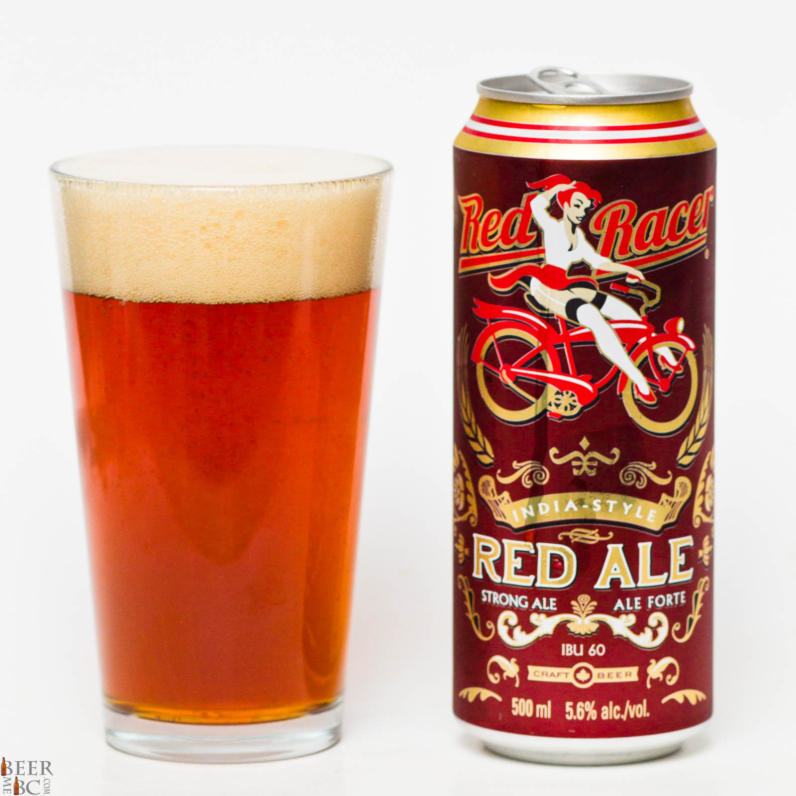 Red Racer Beer �C India Style Red Ale