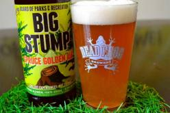 Dead Frog Brewery Announces Big Stump Spruce Golden Ale