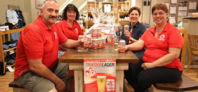 Cannery Brews the Triathalager for the Valley First Challenge