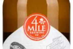 4 Mile Brewing Company Releases White Lady Summer Wheat Ale