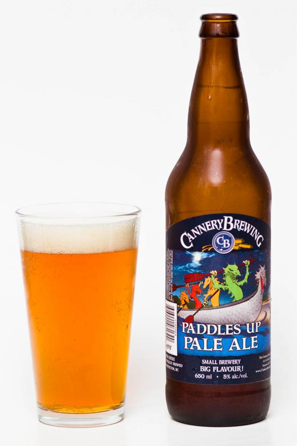Cannery Brewing Co. – Paddles Up Pale Ale Review
