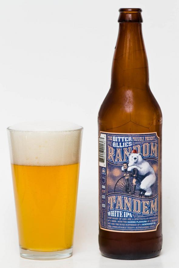 Granville Island Brewery – Random Tandem White IPA Review