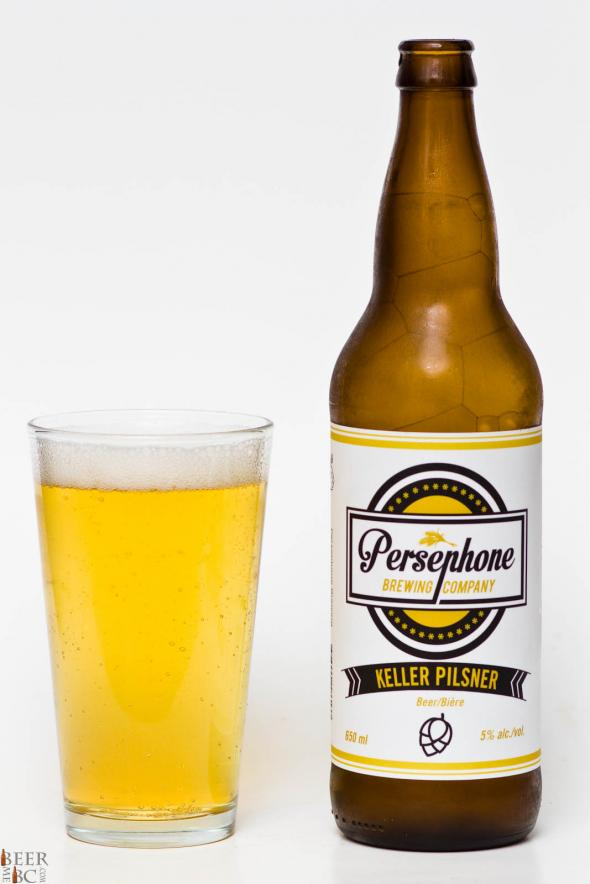Persephone Brewing Co. – Keller Pilsner