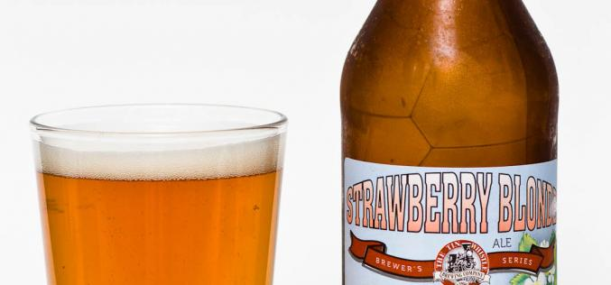 Tin Whistle Brewing Co. – Strawberry Blonde Ale (2014)