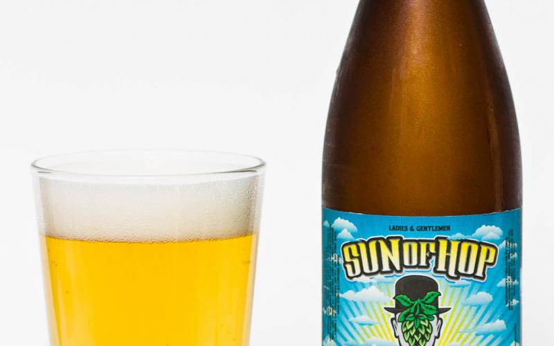 Parallel 49 Brewing Co. – Sun of Hop Belgian Summer Ale