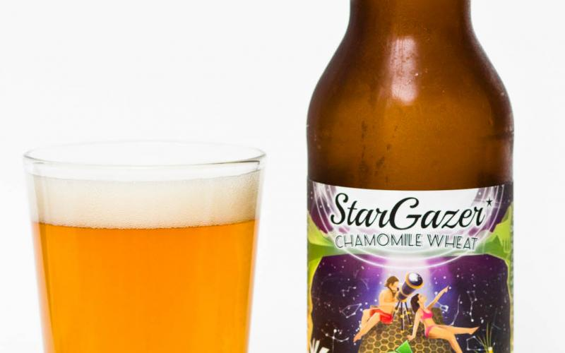 Canuck Empire Brewing Co. – Star Gazer Chamomile Wheat Ale