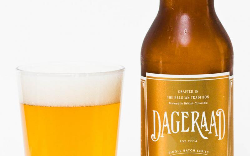 Dageraad Brewing – 2014 De Witte Sour Fermented Witbier