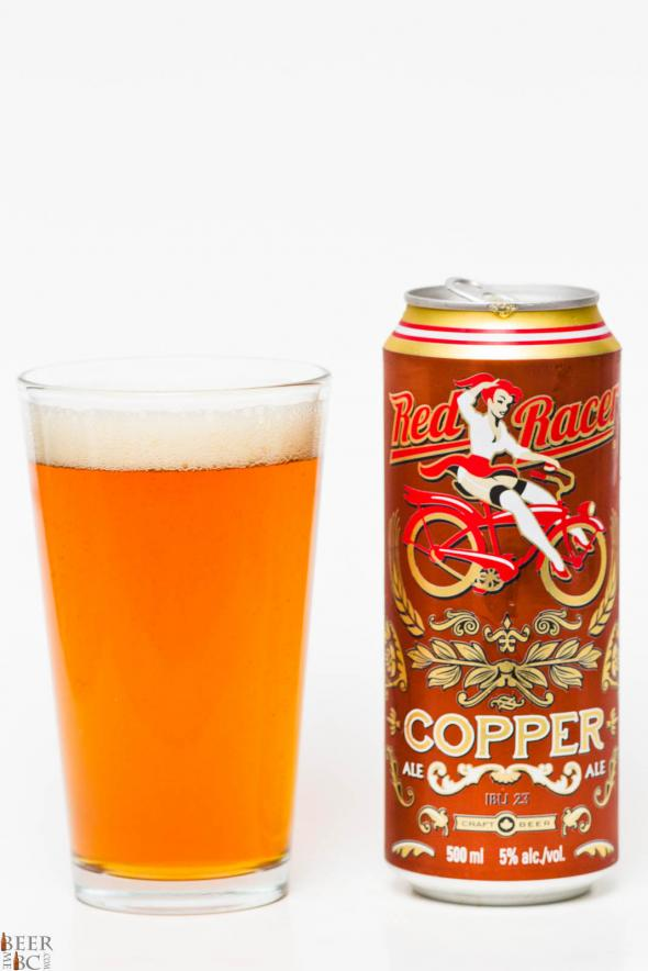 Red Racer Beer – Copper Ale Review