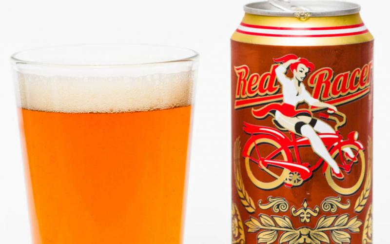 Red Racer Beer – Copper Ale