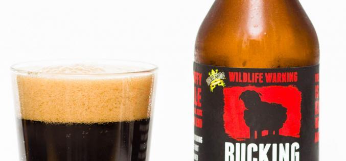Dead Frog Brewery – Bucking Black Sheep Black Buckwheat IPA