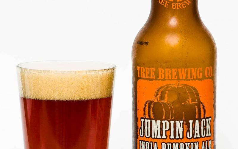 Tree Brewing Co. – Jumpin Jack India Pumpkin Ale