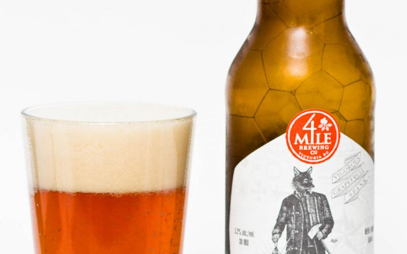 Four Mile Brewing Co. – Old 39 Pale Ale