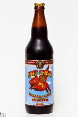 R&B Brewing Spirit Chaser Sumatra Coffee Porter