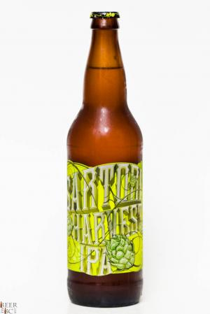 Driftwood Brewing Co. – Sartori Harvest Fresh Hopped IPA Review