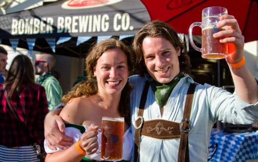 Oktoberfest in East Vancouver – Bomber Brewing Says Cheers to the Neighbourhood
