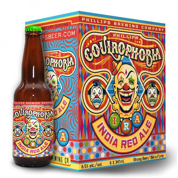 Coulrophobia India Red Ale