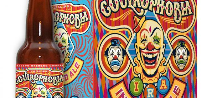 Phillips Brewing Announces Coulrophobia India Red Ale Release