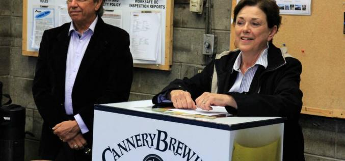 Breaking Ground – Cannery's New Brewery is Under Construction