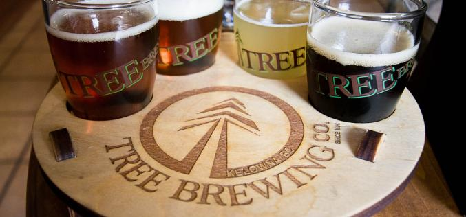 Tree Brewing Company – Blending Location, Tradition and Experimentation in Delicious Craft Beer