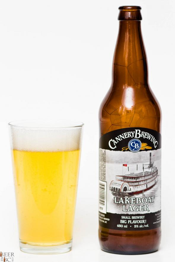 Cannery Brewing Lakeboat Lager Review