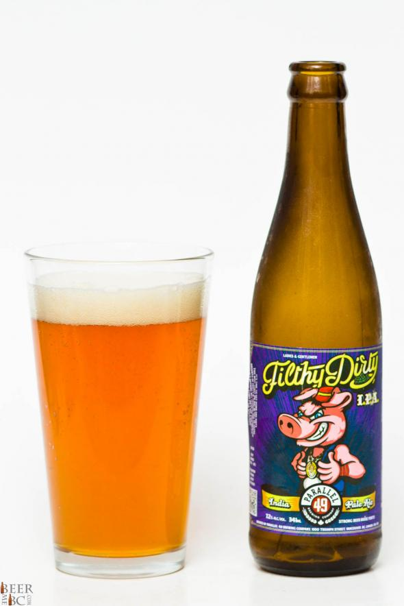 Parallel 49 Brewing Co Filthy Dirty IPA Review