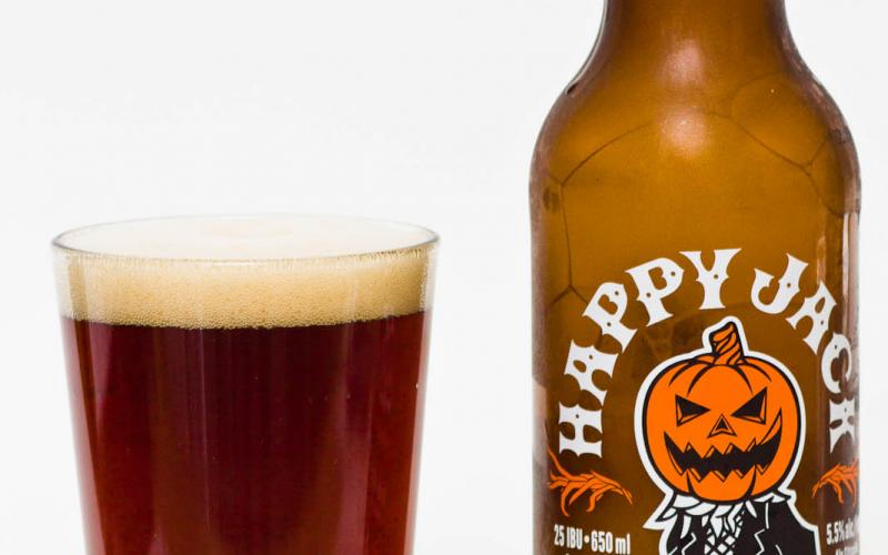 Russell Brewing Co. – Happy Jack Pumpkin Ale