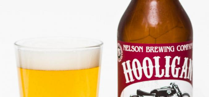 Nelson Brewing Co. – Hooligan Organic Pilsner
