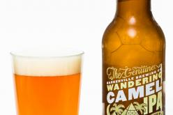 Barkerville Brewing Co. – Wandering Camel IPA