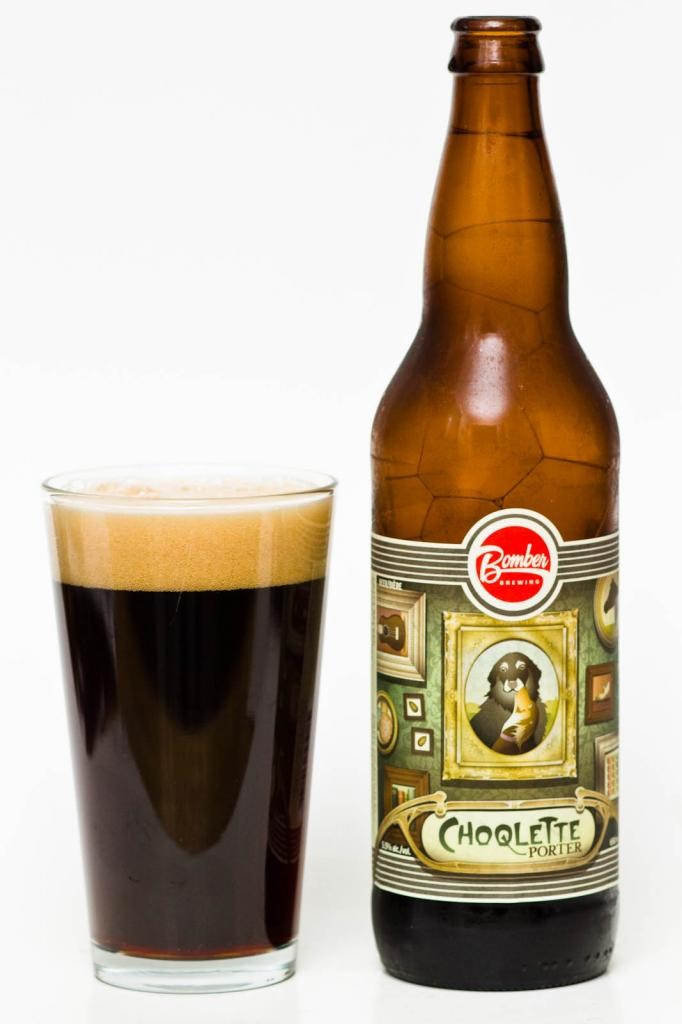 Bomber Brewing Co. - Choqlette Coffee Porter Review