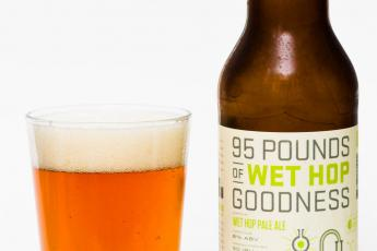 Powell Street Brewing Co. – 95 Pounds of Wet Hop Goodness Pale Ale