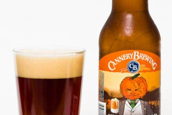 Cannery Brewing Co. – Knucklehead Pumpkin Ale